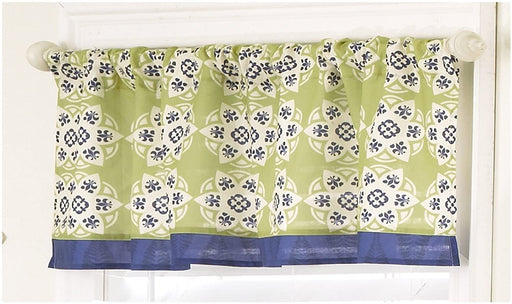 CoCaLo Moss Collection Window Valance