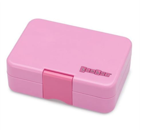 Yumbox Mini Snack 3 Compartment Stardust Pink