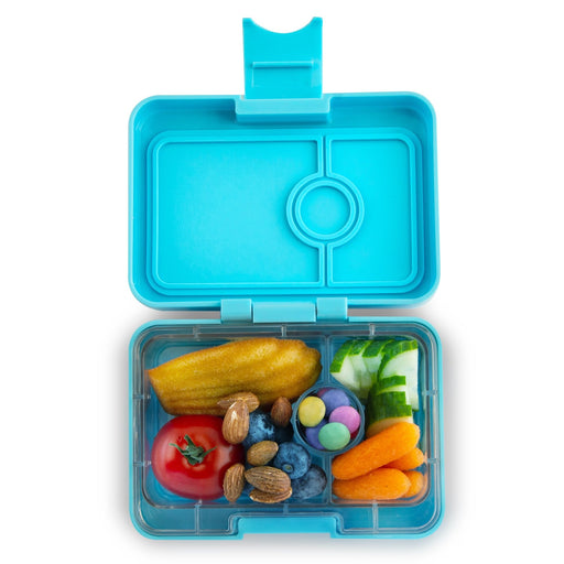 Yumbox Mini Snack 3 Compartment Nevis Blue
