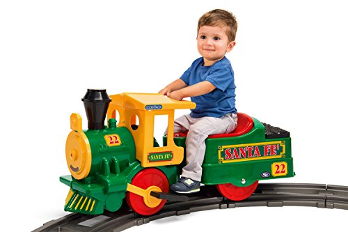 Peg Perego Santa FE Train Green IGED1071 (IN STORE PICK-UP ONLY)