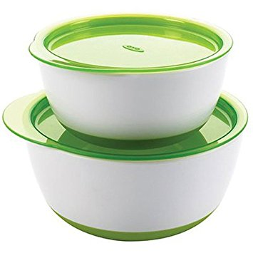Oxo Bowl Set Teal