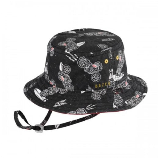 Dozer Boys Bucket Reversible Chance Black