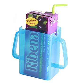 Mommy's Helper Juice Box Buddies - Blue