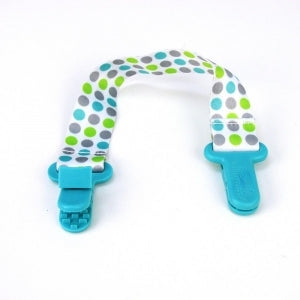 Petite Creations Bib Saver Baby Blue Dots BS003