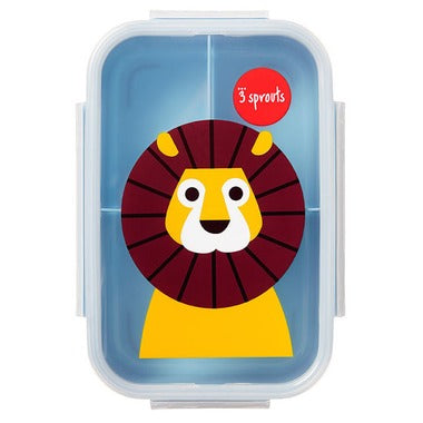 3 Sprouts Bento Box Lion
