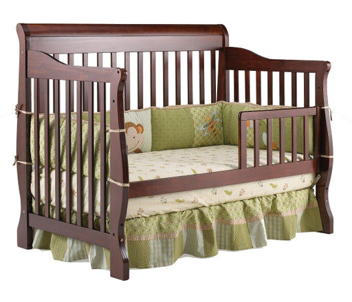 Kidiway Tammy 4in1 Crib - Java (Ajax Pick-up Only)