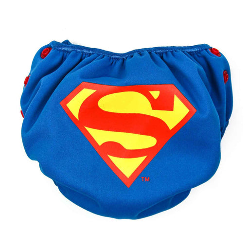 Bumkins Swim Diaper Superman Icon