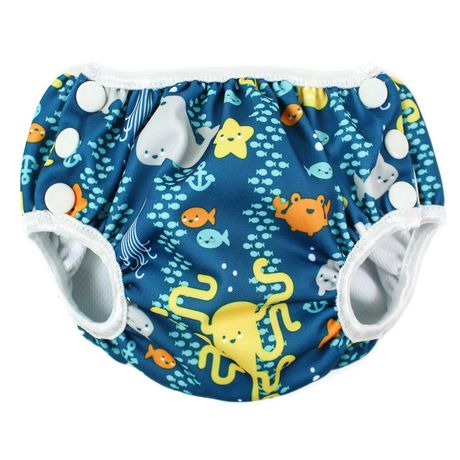 Bumkins Swim Diaper Sea Friends