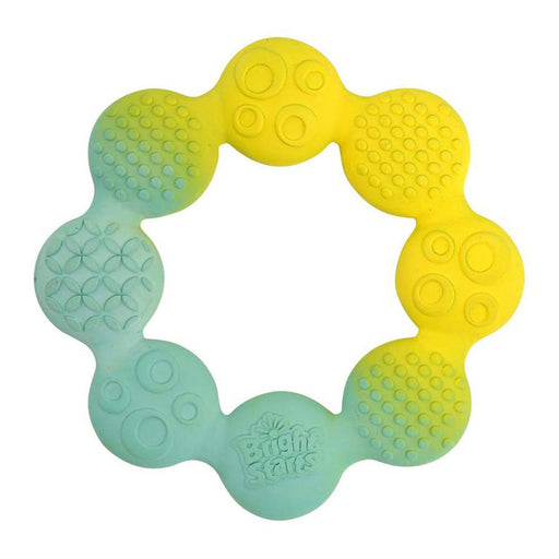 Bright Starts Soothe Around Natural Rubber Teether