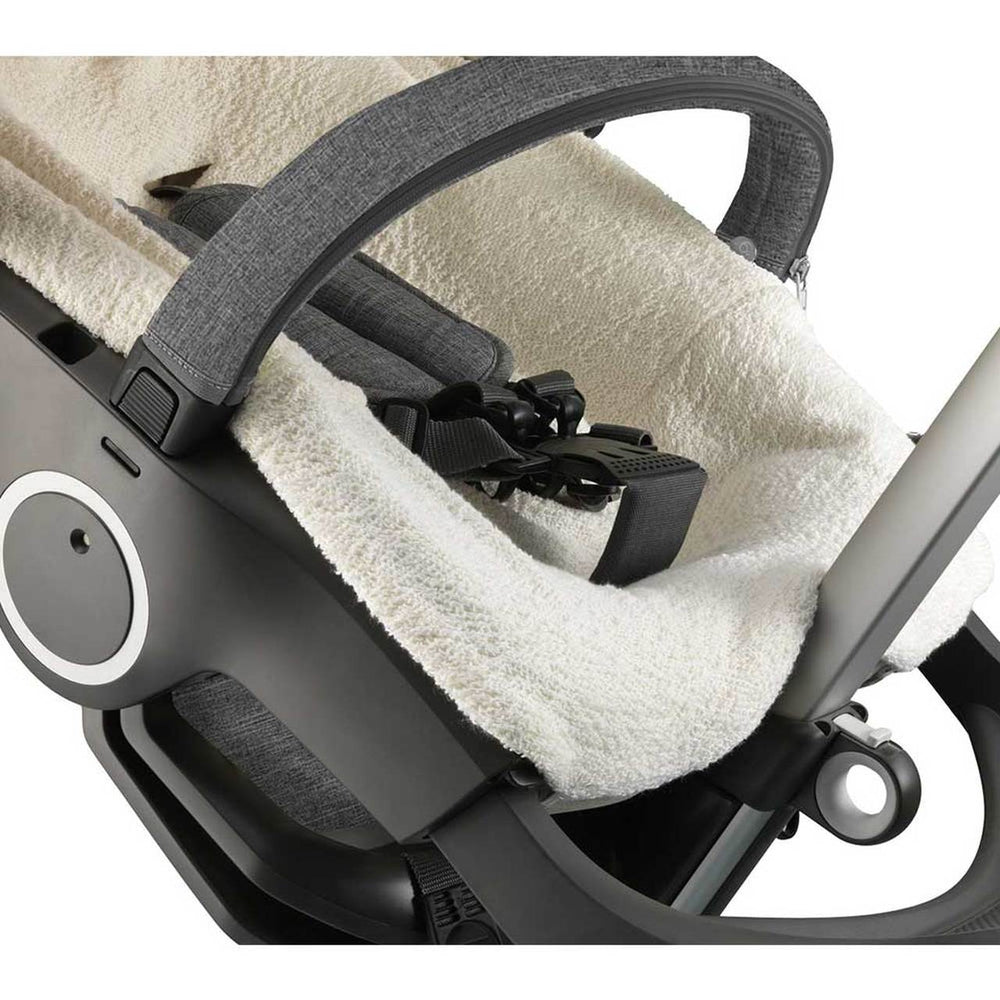 Stokke Stroller Terry Cloth Cover Cream 490300