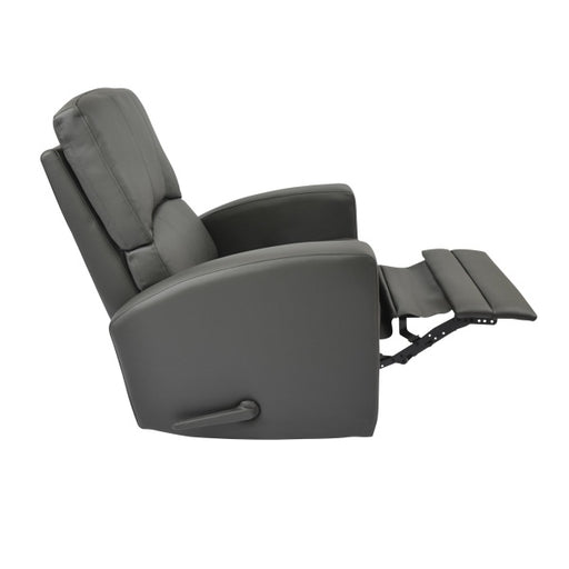 Kidiway Habana Swivel Rocker-Recliner - Java (Ajax Pick-up Only)