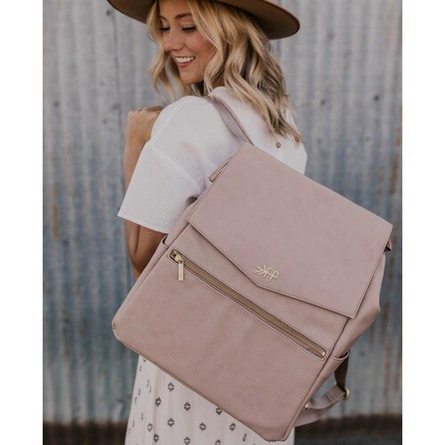 Freshly Picked Classic Diaper Bag - Mauve FRP-CLDBMAUV