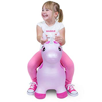Waddle Bouncy Unicorn