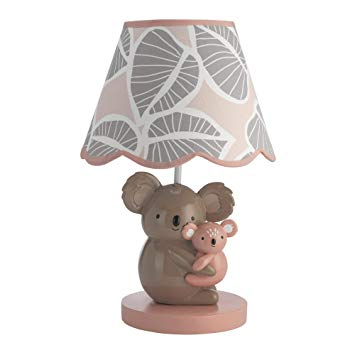 Lambs & Ivy Calypso Lamp Base with Shade