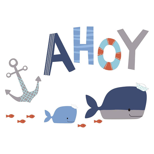 Lambs & Ivy Ahoy Wall Decals