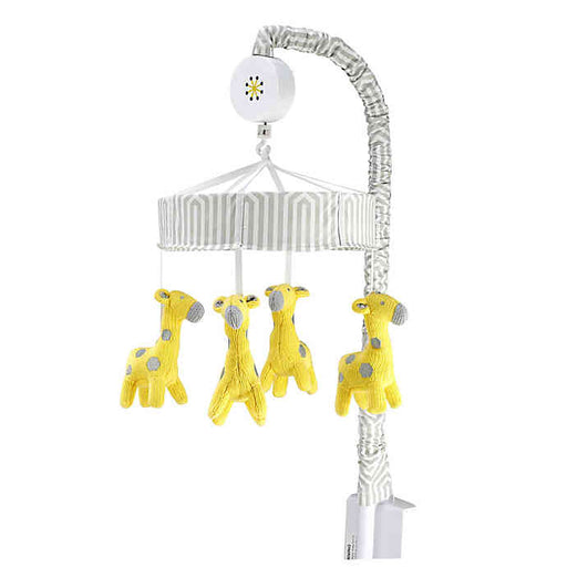 Happy Chic Baby Jonathan Adler Safari Giraffe Collection Musical Mobile