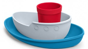 Fred & Friends Tug Bowl Dinner Set