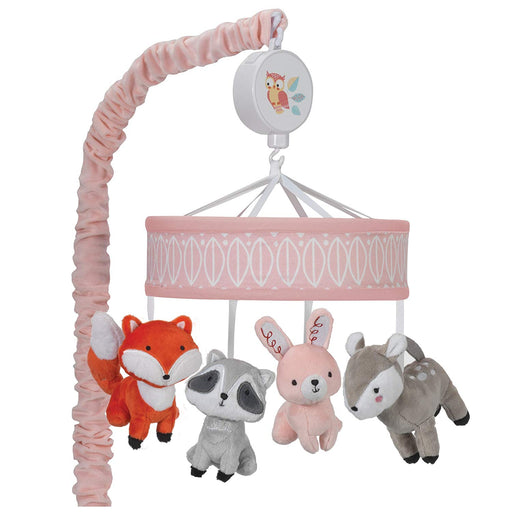 Lambs & Ivy Musical Mobile Little Woodland 698018