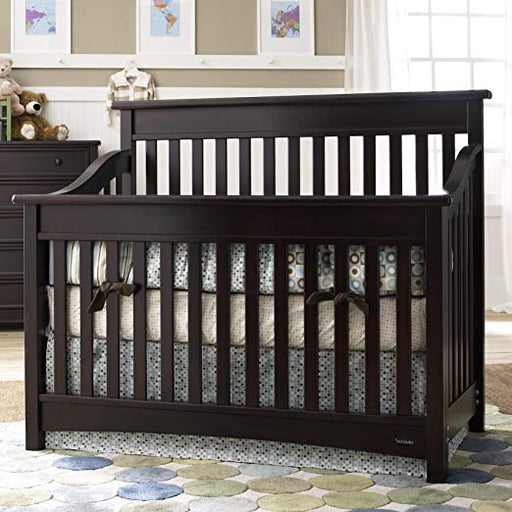 Bonavita Peyton Lifestyle Crib Espresso (Markham Pick-up Only)