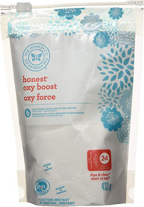 The Honest Company Oxy Boost