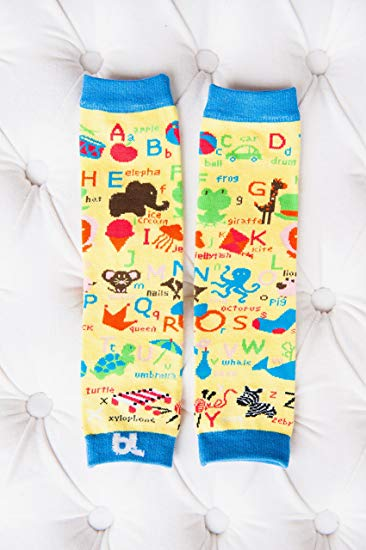 Baby Leggings ABC's