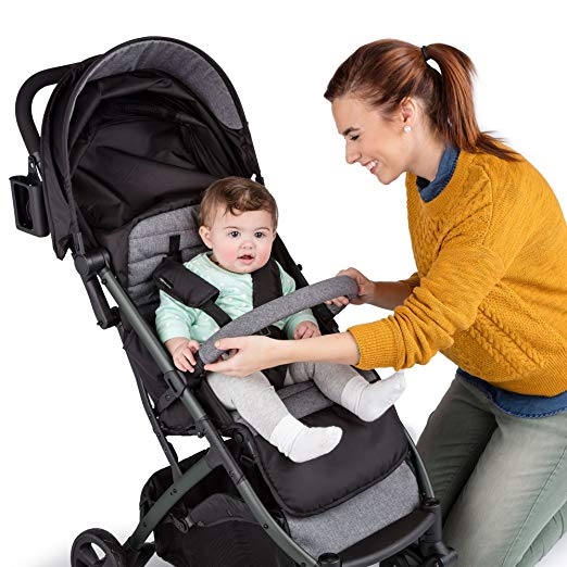 Summer Infant 3D Tote CS + Stroller Ash Gray (Available in Ajax Location)