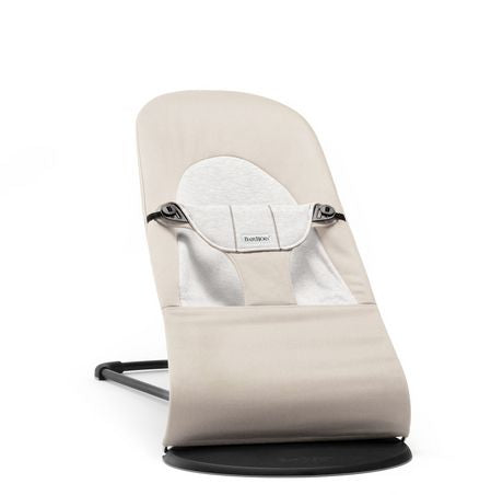 Baby Bjorn Bouncer Balance Cotton Jersey Beige/Gray