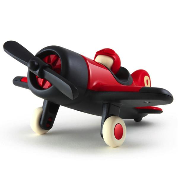 Playforever Mimmo Aeroplane - Red - CanaBee Baby