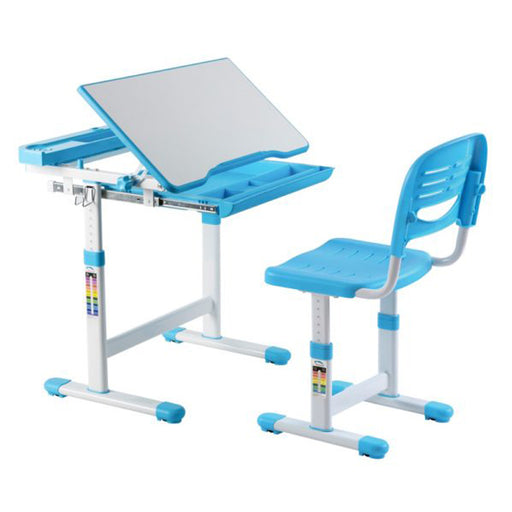 Avicenna Desk - Blue
