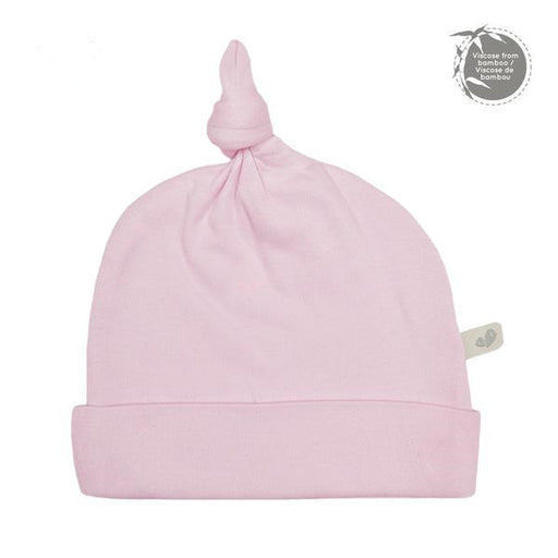 Perlim Pin Pin Bamboo Knotted Hats Rose Light Pink Solid 1-3m BB21612