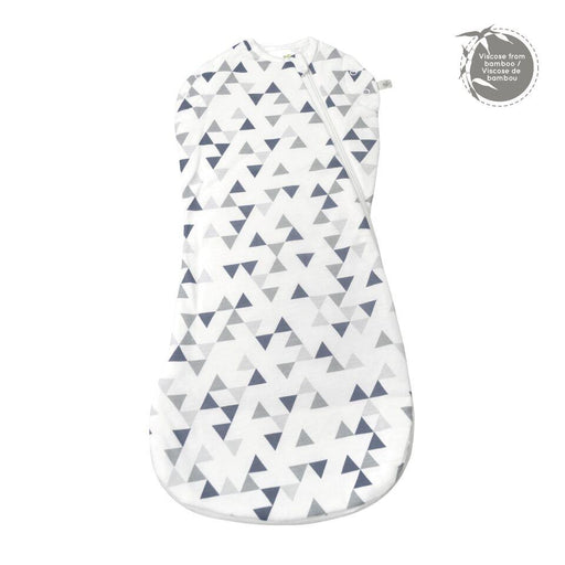 Perlim Lin Lin Bamboo Newborn Sleep Bag Triangles Print 1 tog BB22620
