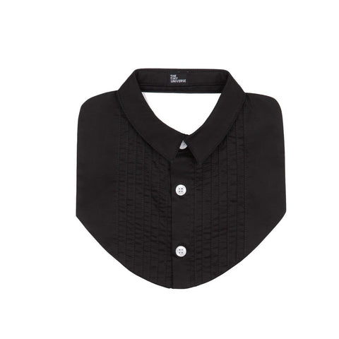 [STYLE-7340156217420] The Tiny Universe Bib Shirt Black 342