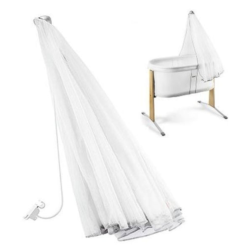 Baby Bjorn Canopy for Cradle White