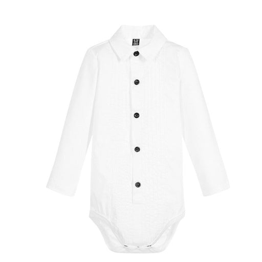 The Tiny Universe The Tiny Body Tuxedo White TU277W