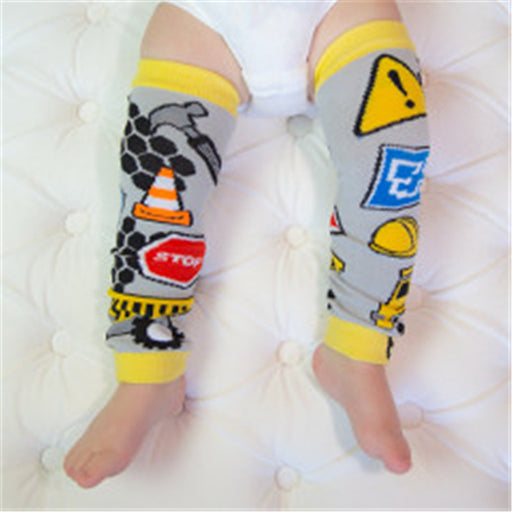 Baby Leggings Trucks - CanaBee Baby