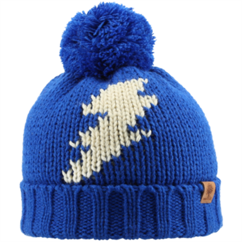 Bedford Road Knit In Hats Blue - CanaBee Baby