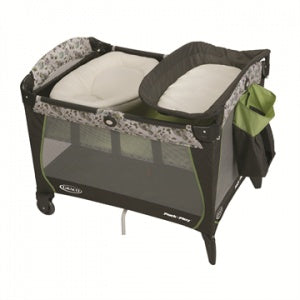 Graco Pack 'n Play Playard with Newborn Napper Station - Caraway