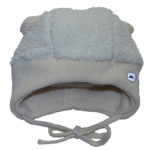 Calikids Fur Hat W1816 Creme