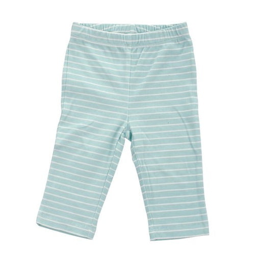 Silkberry Sweet Nature Organic Cotton Pullover Pant Arctic Blue Stripe
