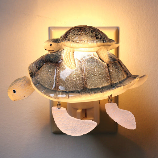 Midwest Turtle Night Light