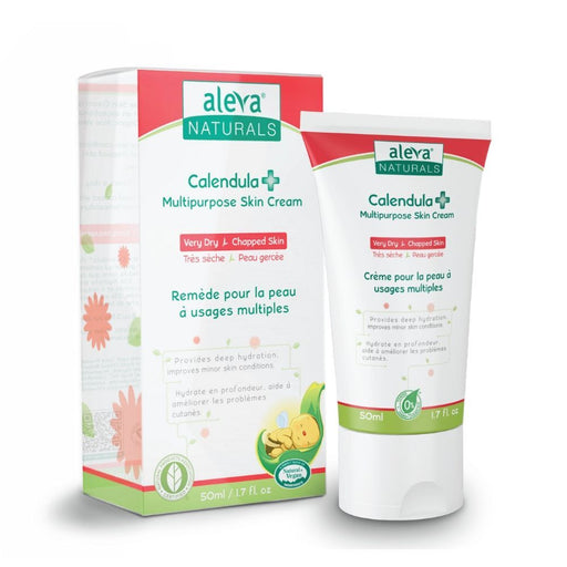 Aleva Naturals Calendula+ Multipurpose Skin Cream 50ml