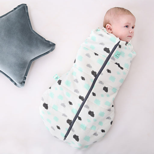 ErgoPouch Cocoon Swaddle SleepBag Clouds 2.5T