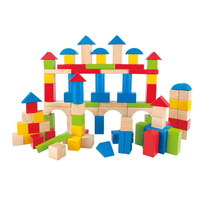 Hape Build Up and Away Blocks E0427
