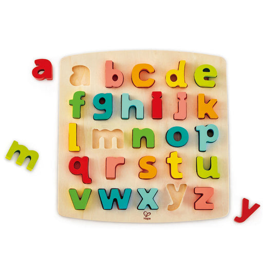 Hape Chunky Lower Case Puzzle E1552