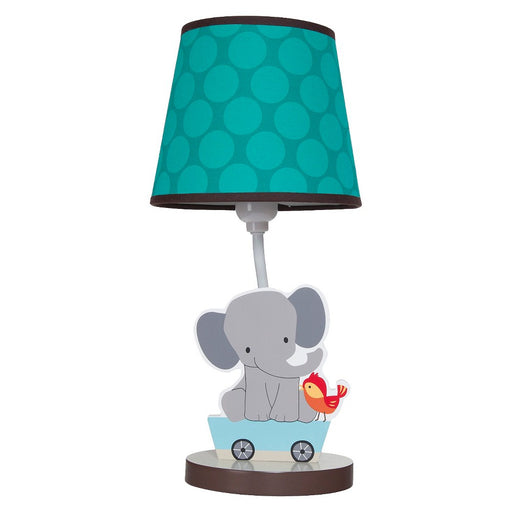 Bedtime Originals Lamp W Shade Choo Choo