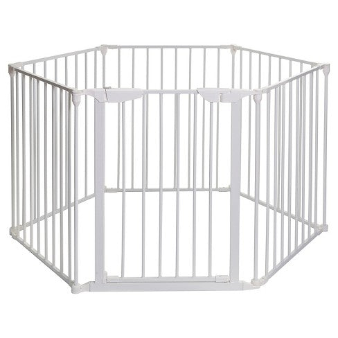 Dreambaby Mayfair Coverta 3in1 Play-Pen Gate White L2050BRU