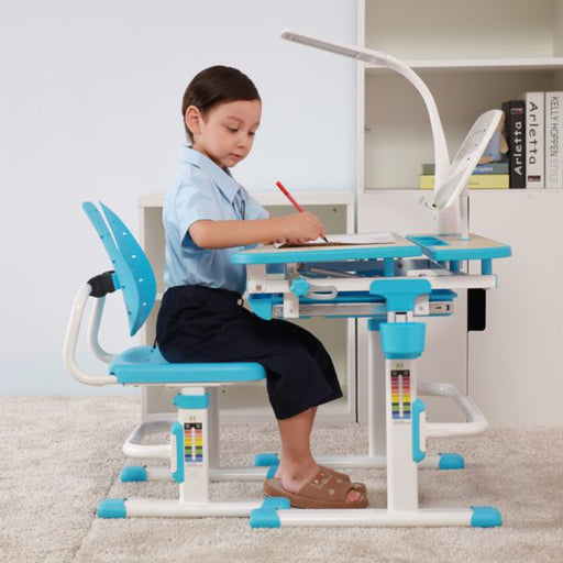 Galileo Desk - Blue