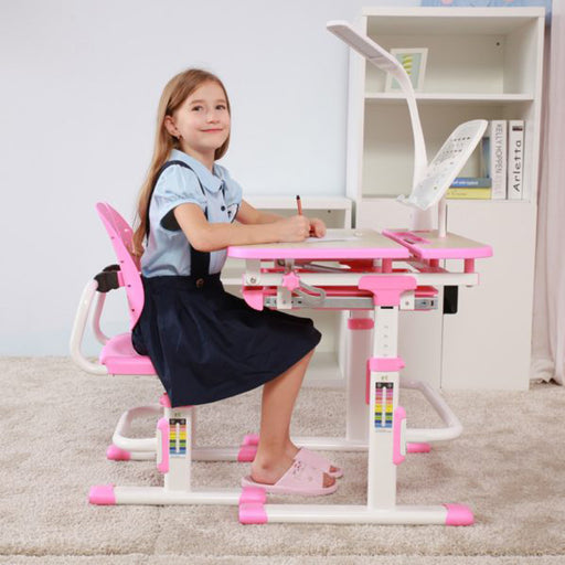 Galileo Desk - Pink