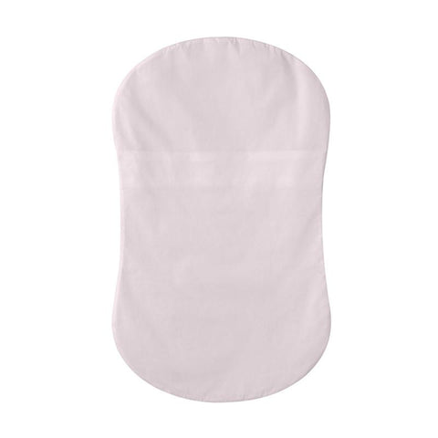 Halo Bassinest Swivel Sleeper Cotton Fitted Sheet - Pink