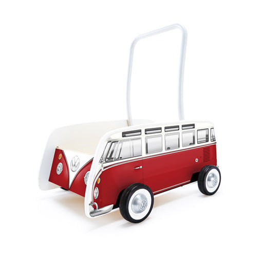 Hape Classical Bus T1 Walker Red